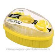 Губка для приборной панели Супер Блеск (дозатор) SAPFIRE с ароматом лимона фото