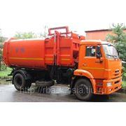 Мусоровоз КО-449-19 на КамАЗ 43253 фото