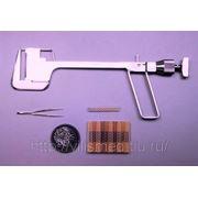 Ушиватель органов УО-60 (в комплекте со скобками) фото