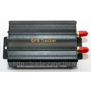 GPS/GSM трекер TK-103 для мониторинга транспорта фото