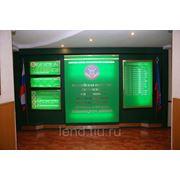 Оформление торговых залов, витрин и оборудования фото
