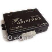 Бортовой трекер «АвтоГРАФ» ( ГЛОНАСС GPS) фото