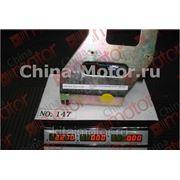 Мотор стеклоочистителя в сборе 12 вольт FAW 1041/1051 (5207012-Q3) 52002/SY4404 005019147 фото