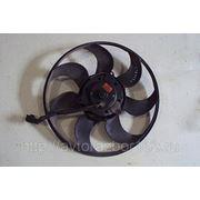 Вентилятор кондиционера с моторчиком для Киа Спектра 2008 г.в. 1,6л. 16v МКПП-5 ст. седан фото