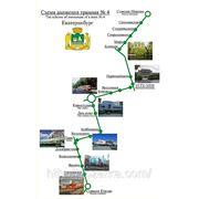 Схемы маршрутов транспорта фото