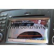 Инфракрасная камера заднего вида. Mercedes ML-Class W164 | мерседес 164 фото