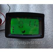 Парктроник PT-058 ЖК дисплей фото