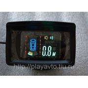 Парктроник PT-088 VFD дисплей фото
