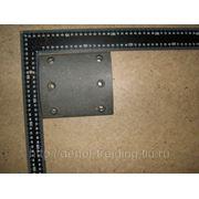 Накладка 3552-00214 тормозная фото