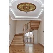 Лестница дизайн D002