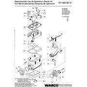 Комплект клапанов компрессора SCANIA P/G/R/T/4-SERIES,VOLVO FH12/FH16 LP4930/4974,LP4934/49/67/68 фото