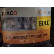 Накладки тормозные к-т с заклепками КамАЗ-6520 фото