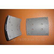 DZ9112340062 Накладка тормозная задняя Shaanxi F3000 фото
