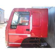 Howo кабина евро - 3 Красная фото