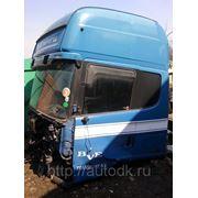 Кабина Scania 124 Topline 420 фото