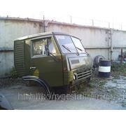 Кабина КамАЗ 4310 со спальником 1-ой комплектности фото