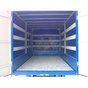 Удлинение ГАЗ 33023 до 4,2 м тент ворота. фото