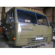 Кабина 1-комплектации на любую модель КАМАЗ фото