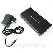HDMI делитель 1х4 HSP 0104a Spliter 1*4 mini HDMI 1.4а
