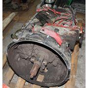 DAF XF95 коробка передач (кпп) Ecosplit ZF16S221 2004 фото