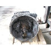 MAN TGA/TGX коробка передач (кпп) Ecosplit ZF16S1920TD 2007 фото