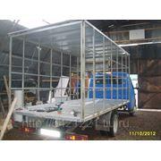 Увеличение высоты фургона с 1,8 м. до 2,2 м. + ВИДЕО фото