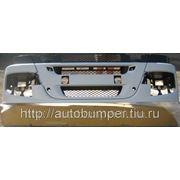 Бампер передний Iveco Stralis AS 2007- (черный верх) =IVR100С, IVR100F IV90.9112; 504186928; 560/95; 504287143; фото