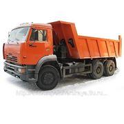 АРЕНДА САМОСВАЛА КАМАЗ 20 тонн 259-26-68 фото