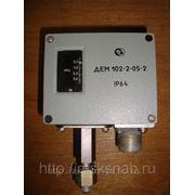 Датчик-реле давления ДЕМ-102-2-05-2 фото