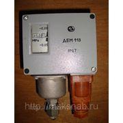 Датчик-реле давления ДЕМ-118 фото
