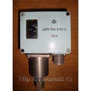Датчик-реле давления ДЕМ-102-2-01-2 фото