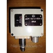 Датчик-реле давления ДЕМ-102-2-05А-2 фото