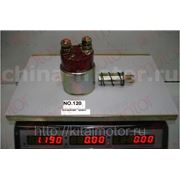 Реле стартера втягивающее в сборе 24V 4,5kW YUE JIN 1041/1080 (QD263Y) фото