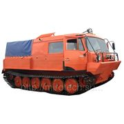 Легкий гусеничный грузовой снегоболотоход ТТМ-3902 ГР (2 т., 6 чел.) фото