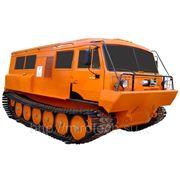 Легкий гусеничный пассажирский снегоболотоход ТТМ-3902 ПС «VIP-Штабной» фото
