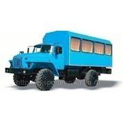 Вахтовый автобус УРАЛ-32552-41 фото