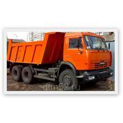 Аренда самосвала КАМАЗ 65115 (20 тонн)