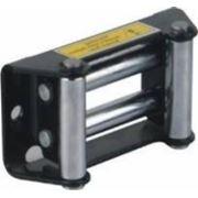 «Губки» для лебедки ATV из черного металла фото