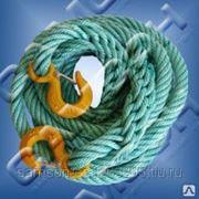 Трос буксировочный ТБК 7,5т-5,0м фото