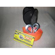 Трос буксировочный 3,5 тонны с крюками в сумке фото