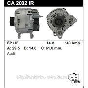 Генератор на Audi CA2002ir фото