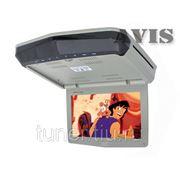 """Потолочный автомобильный монитор 9"""" со встроенным DVD плеером AVIS AVS0919T (серый)"""