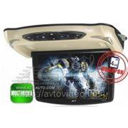 """Потолочный монитор 13,3"""" со встроенным проигрывателем CD / DVD / USB / SD / ТВ тюнер AVM-7013 фото"""