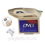 Потолочный монитор LT-1108D 11 дюймов SD DVD USB игры фото