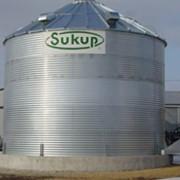 Силос элеваторный Sukup модель 7824 фото