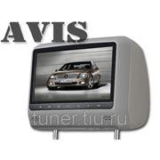 """Подголовник со встроенным LCD монитором 9"""" AVIS AVS0944BM (серый)"""