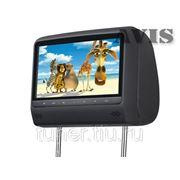"""Подголовник со встроенным LCD монитором 9"""" AVIS AVS0944BM (черный)"""