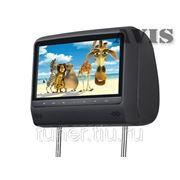 """Подголовник со встроенным DVD плеером и LCD монитором 9"""" AVIS AVS0943T (черный)"""