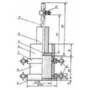 ЦКБ-927 Прибор для стандартного уплотнения грунтовой смеси фото