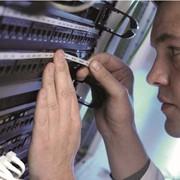 Организация строительства объектов телекоммуникаций фото